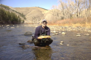 Laramie Wyoming Snowy Range Fly Fishing Wade Trips Two